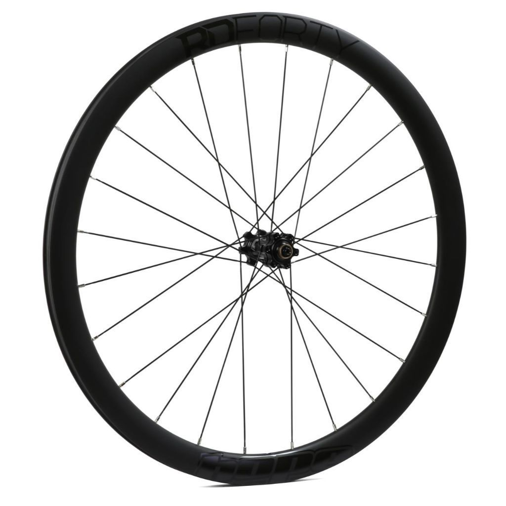 Hope  RD40 Carbon - RS4 6 Bolt - Front Wheel