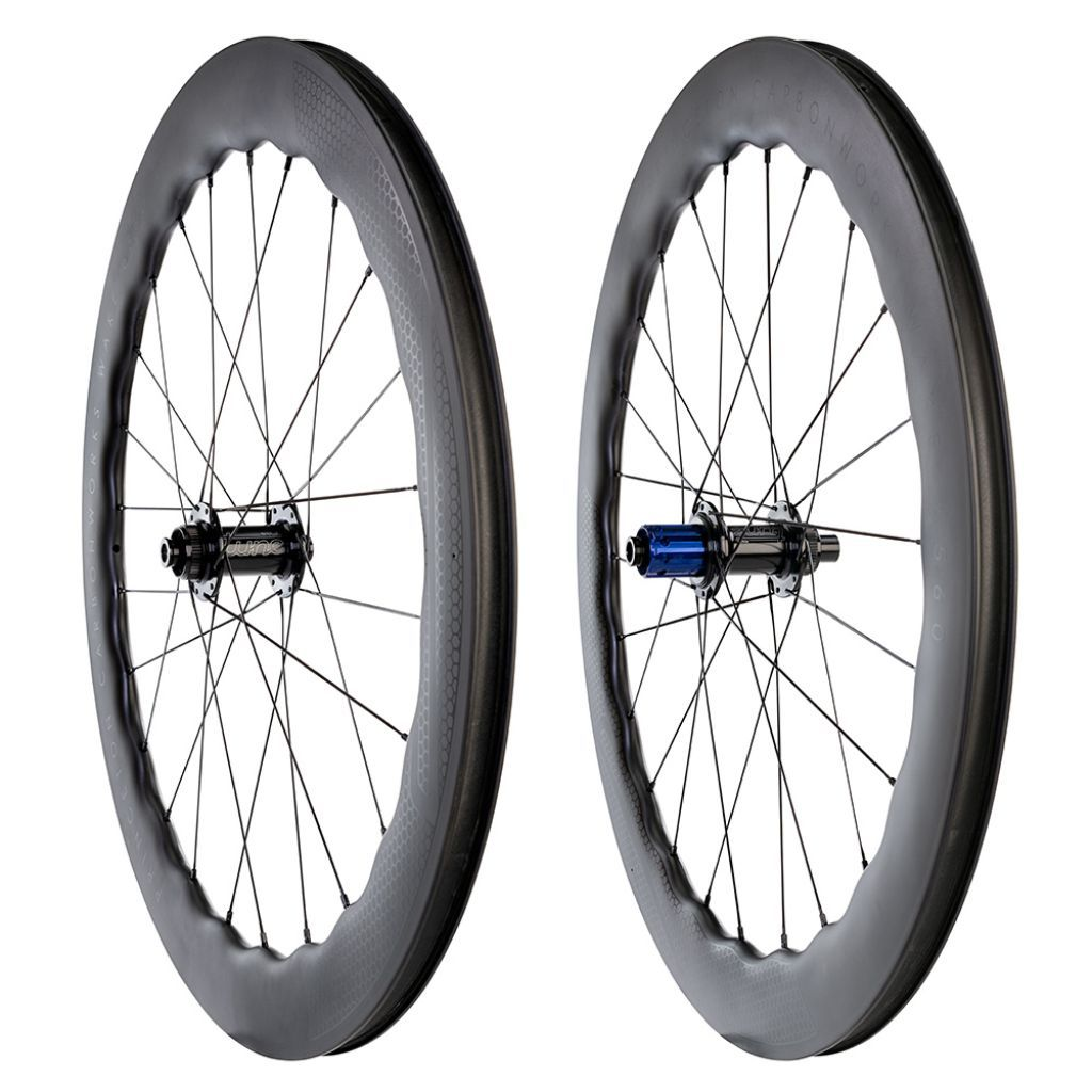 Princeton CarbonWorks Wake 6560 Rim Brake Tubeless Ready Wheelset